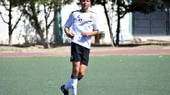 Christian Ruiz con grandes metas