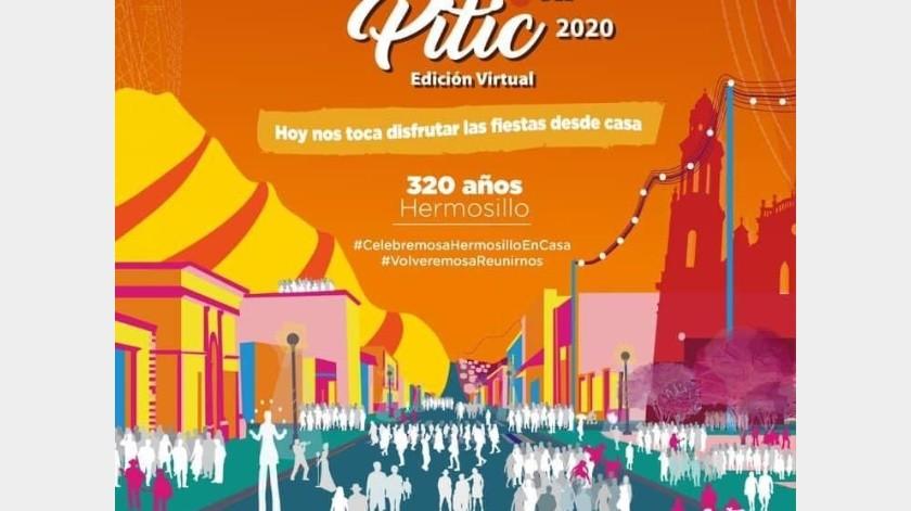 Fiestas del Pitic 2020 serán virtuales ante Covid-19(IMCA Hermosillo)