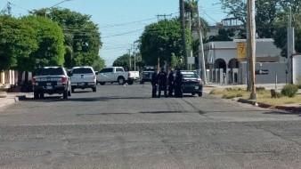 Buscan a asesinos de empresario y policía en Obregón