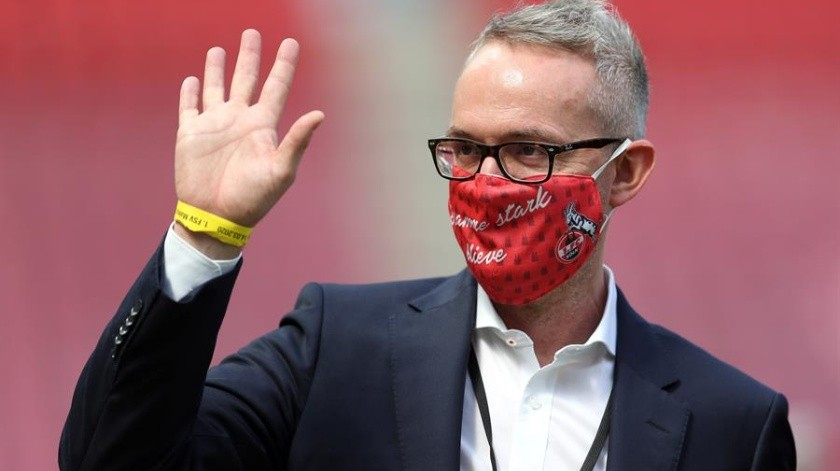 Bundesliga: protestan por regreso del futbol ante Covid-19(EFE)