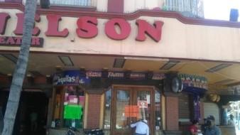 Clausuran restaurante del Hotel Nelson por vender alcohol