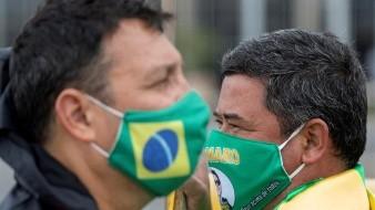 Supera Brasil a España e Italia en número de casos de Covid-19