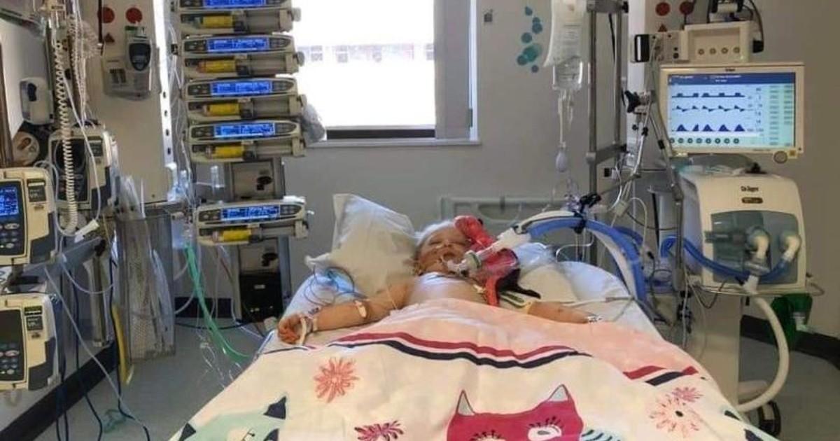 Niña lucha por su vida por enfermedad de Kawasaki tras padecer COVID-19 | EL IMPARCIAL | Noticias de México y el mundo