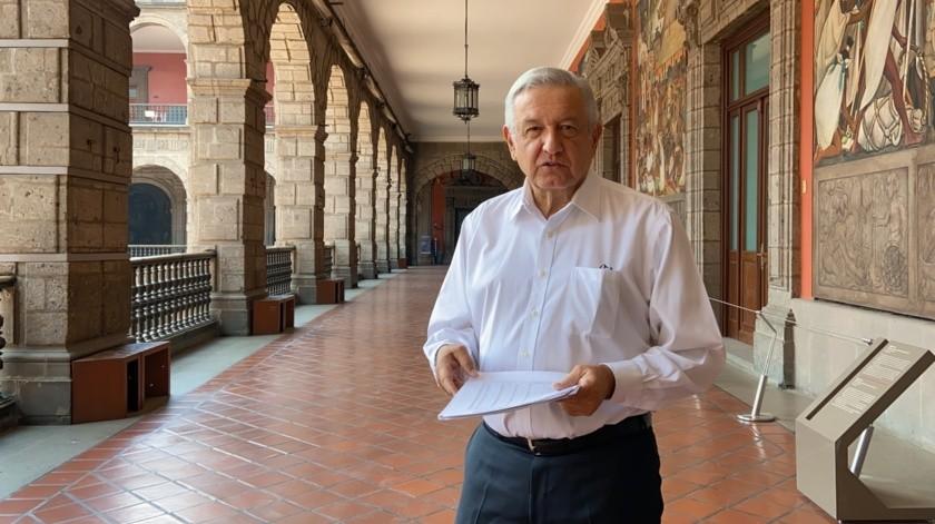 López Obrador señaló que, al igual que la Ley de Confianza Ciudadana, de manera aleatoria, es decir, por sorteo o por insaculación se van a aplicar inspecciones.