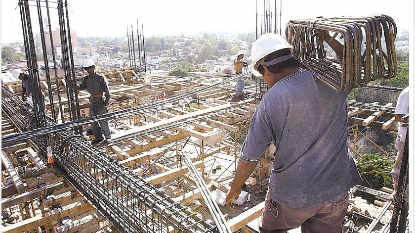 El sector de la construcción aporta casi 50 mil empleos al Estado.(Agencia Reforma)