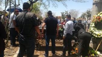 Despiden a dueño de medios asesinado en Ciudad Obregón
