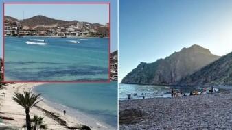 Bañistas acuden a playas de Guaymas y San Carlos pese a Covid-19