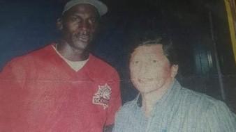 La historia de Michael Jordan con Águilas
