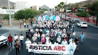 Movimiento Cinco de Junio cancela marcha de Guardería ABC ante Covid-19