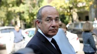 Genaro García Luna tenía aceptación: Felipe Calderón