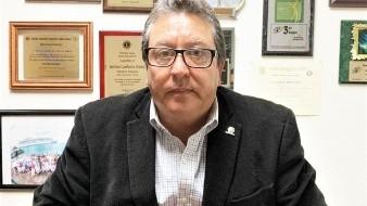 Martín Muñoz Barba,, presidente de Coparmex Ensenada.