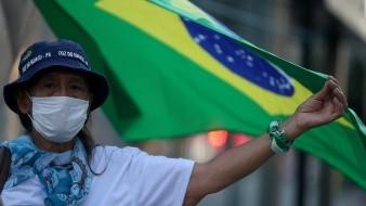 Brasil reporta más de mil muertos por Covid-10 en un solo día
