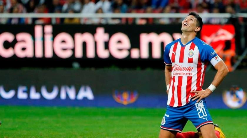 Sonorense Jesús Molina llama a no cancelar Liga MX por Covid-19(EFE)