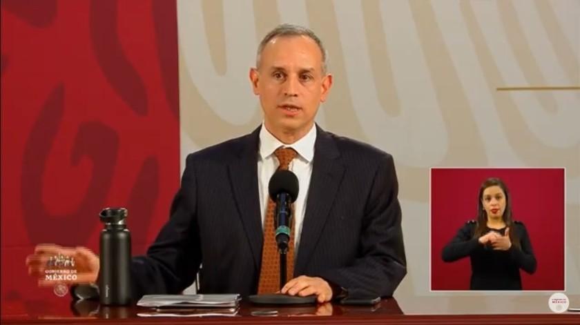 Suman 54 mil 346 casos confirmados y 5 mil 666 defunciones por Covid-19 en México