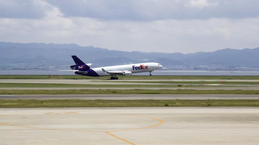 Arriba a Toluca tercer  avión con cargamento de ventiladores por Covid-19(Pixabay)