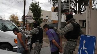 Una parte de la banda fue detenida en un motel de la ciudad y otra en Estados Unidos.