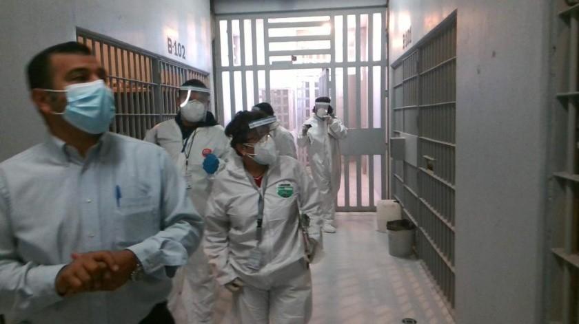 Más de 300 casos sospechosos de Covid-19 en El Hongo(Cortesía)