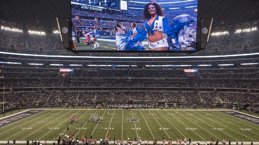Juegos sin fanáticos en los estadios, dejaría pérdidas a la NFL por hasta 5.5 mil millones, según reporta Forbes.(Pixabay)