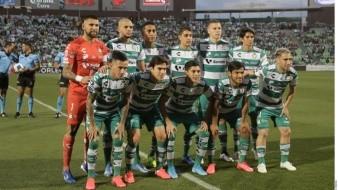 Dan positivo a covid-19 8 jugadores del Santos