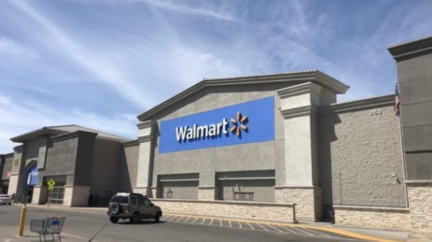 Cierran Walmart de El Centro por caso de Covid-19(Tomada de la Red)