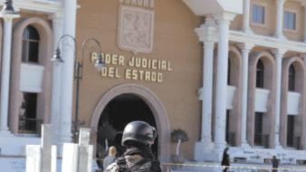 Francisco Gutiérrez Rodríguez, magistrado presidente del Supremo Tribunal de Justicia, señaló que debido a las circunstancias es que se tomaron las medidas de cuarentena.