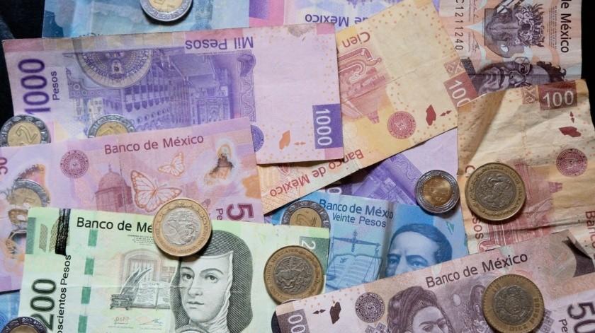 El dólar cerró esta tarde en 23.27 pesos en ventanillas de CitiBanamex.(Pixabay)