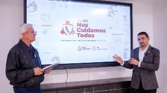 Baja California continuará en semáforo rojo después del 1 de junio