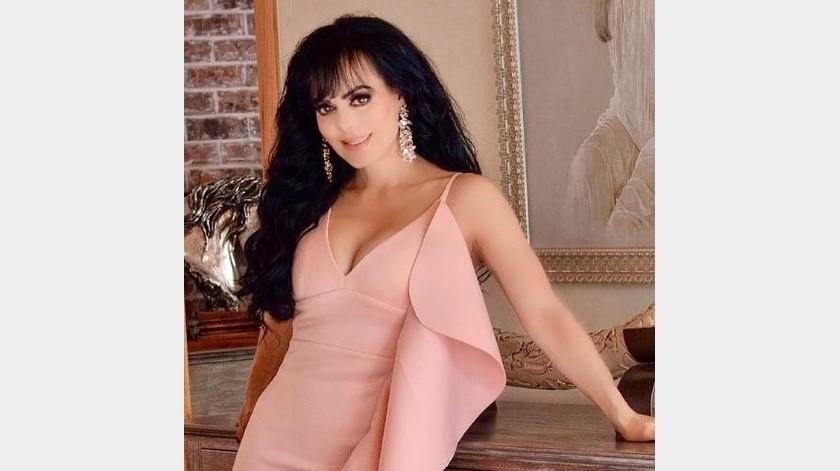 Maribel le deseó dulces sueños a sus fans con un sexy atuendo.(Instagram: maribelguardia)