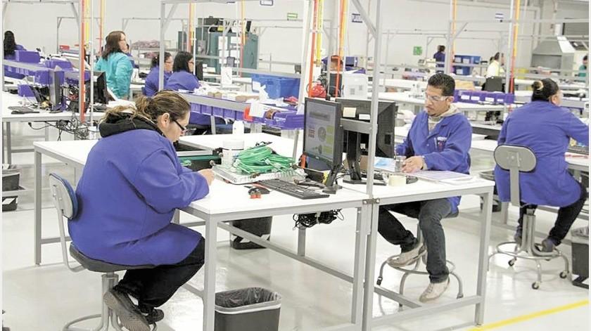 Al menos cinco empresas (archivo) de la industria de la transformación han recibido la aprobación de sus protocolos por parte del IMSS.(Banco Digital)