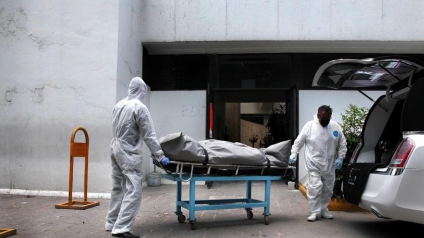 Un monitoreo de la Universidad Johns Hopkins, en Washington, detalla que Estados Unidos es el país con más muertes.(Agencias)