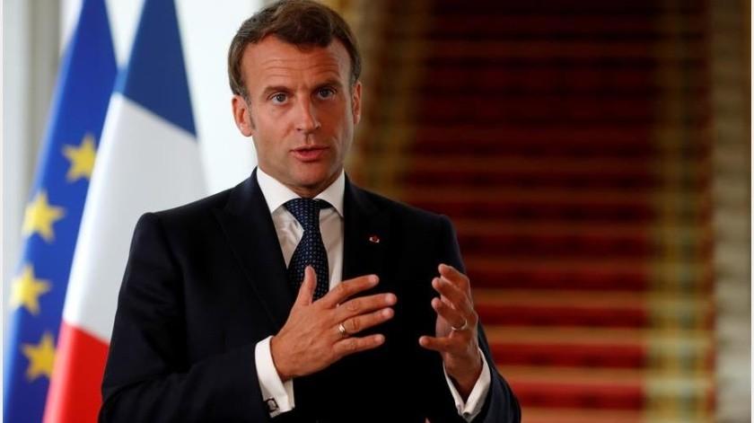 Cumbre de la biodiversidad será en Marsella, anuncia Macron(EFE)