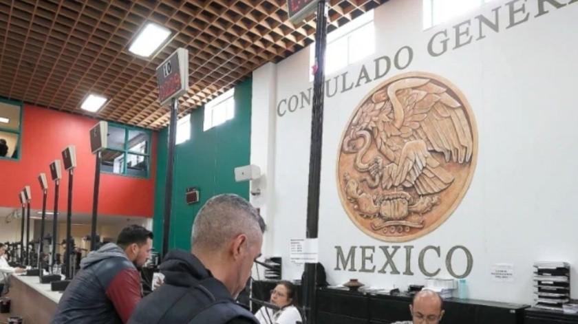 SRE explica cómo atenderá a mexicanos en EU y Canadá con decálogo(El Universal)