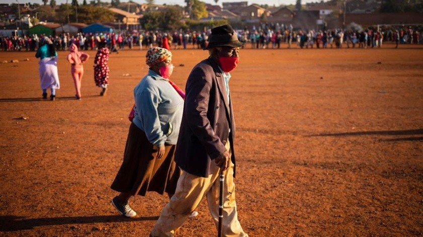Así afronta África la pandemia del Covid-19(EFE)