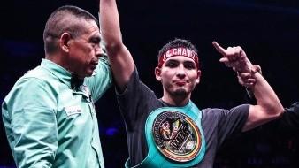 Roban cinturón del CMB al hermosillense Bryan Acosta tras irrumpir en su casa