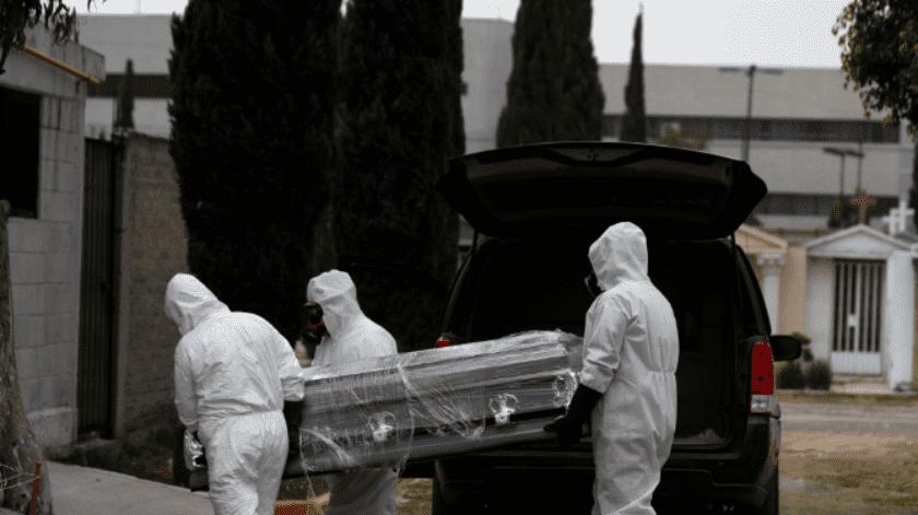 COVID-19 en México: Suman 62 mil 527 casos y 6 mil 989 defunciones