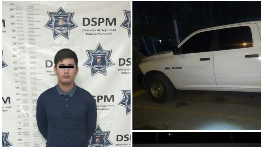 Joven recibe disparo en el rostro, en Valle de Puebla