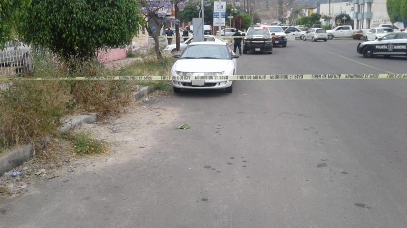 Ultiman a tiros a agente de FGE en Ensenada(Jayme García)