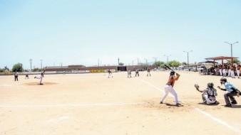 Partido clandestino de beisbol fue iniciativa de jugadores