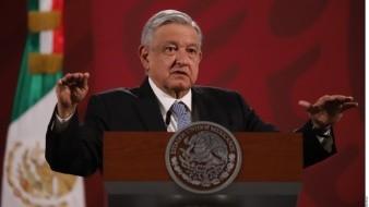 """Este viernes el presidenteLópez Obrador rechazo""""tajante"""" que en su gestión exista el nepotismo, influyentismo yamiguismo."""