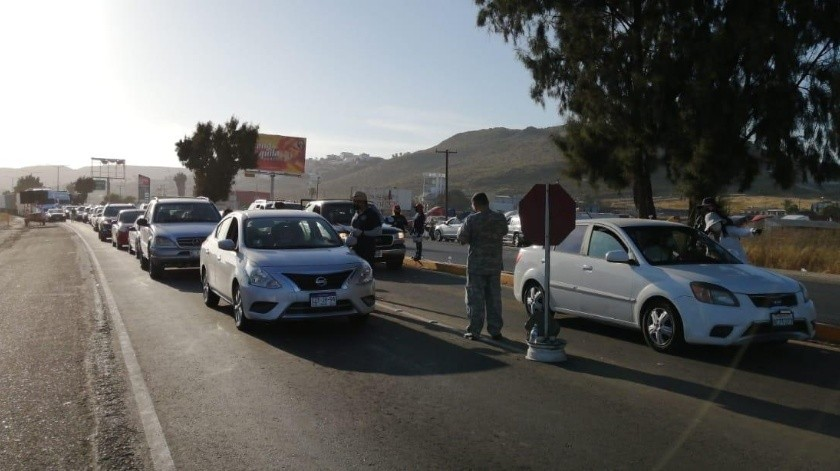 Redoblan vigilancia en Ensenada por días festivos en EU(Jayme García)