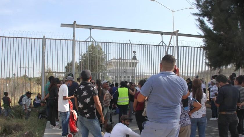 El titular de la Fiscalía, Octavio Solís, confirmó que tres presos murieron por disparos de arma de fuego.