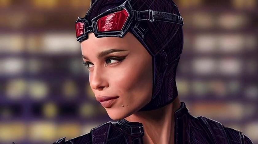 """Zoë Kravitz confiesa su miedo de volver a filmación de """"Batman""""(Tomada de la red)"""
