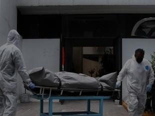 Con 6 mil 510 fallecimientos por coronavirus, el País entra al lugar número 10 de los países con más muertos por la pandemia.