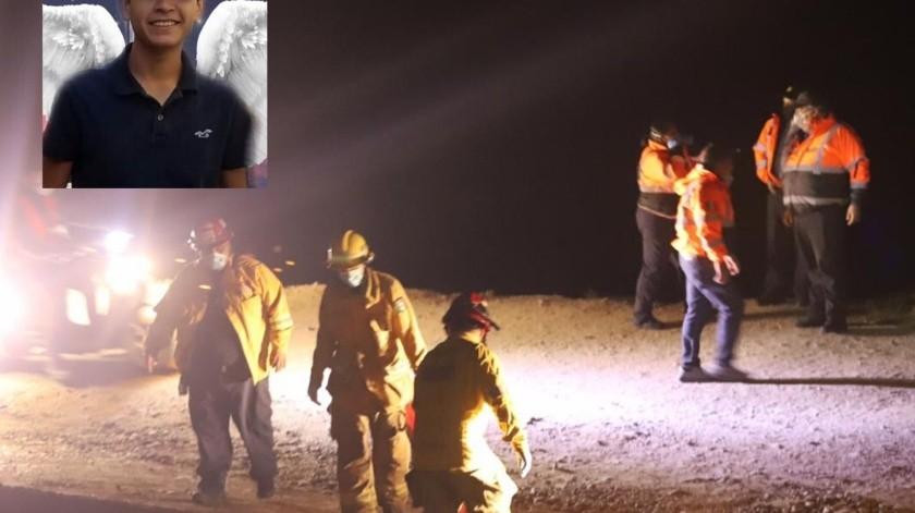 Hallan cuerpo de joven ahogado en Playas de Tijuana