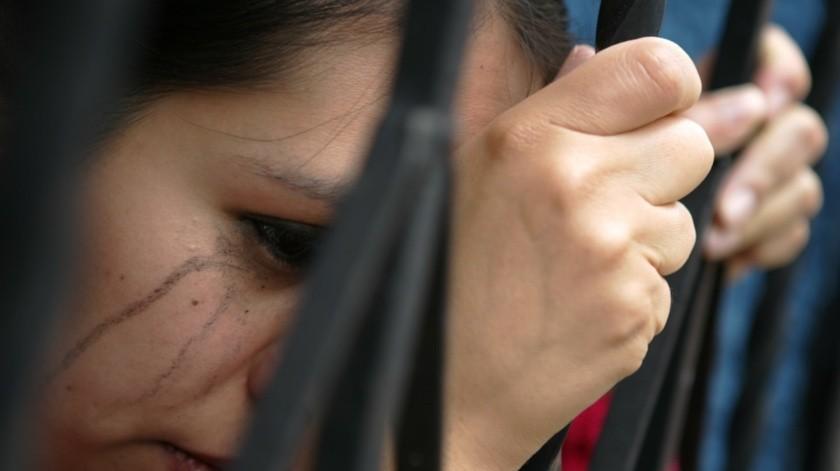 Respecto a la posibilidad de un incremento de la violencia que sea parte de una cifra negra, Candelaria Ochoa afirma que la Conavim no tiene esos números.(Agencia Reforma)