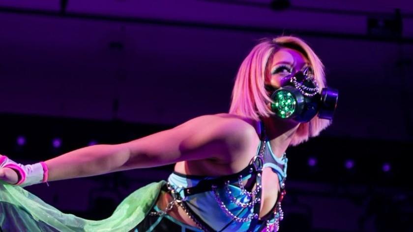 La estrella de la WWE, Asuka, lamentó en Twitter el fallecimiento de Kimura, recordando que desde niña, iba acompañada de su abuela a eventos de wrestling.(We are Stardom)