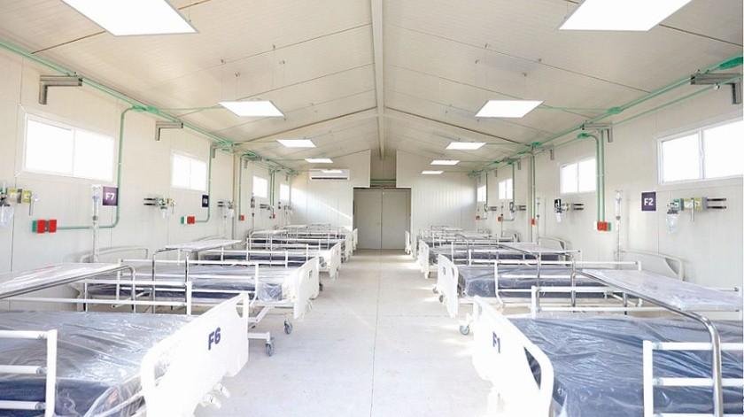 A medida que avanza la pandemia, en varias ciudades los hospitales se empiezan a quedar sin camas para dar atención a todos los enfermos de Covid-19.