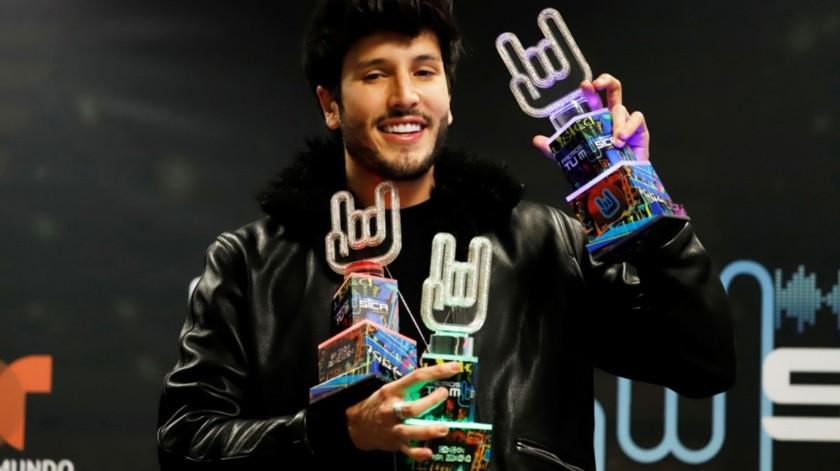 El cantante colombiano Sebastián Yatra.(EFE)