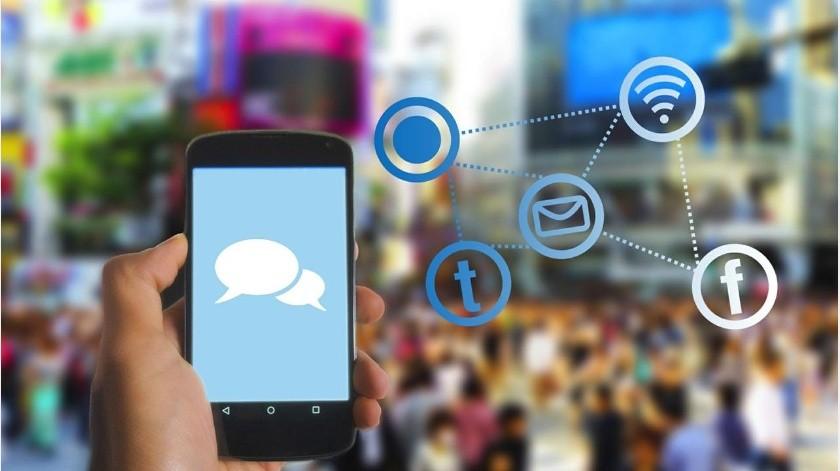 Cambios de comportamiento de los usuarios al utilizar la red
