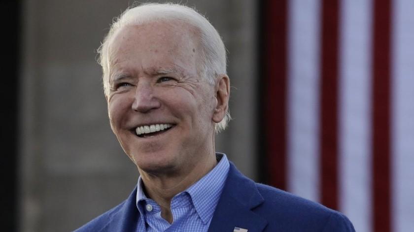 Joe Biden gana primarias presidenciales en Hawái(AP)